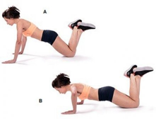 in forma allenandosi a casa keforma