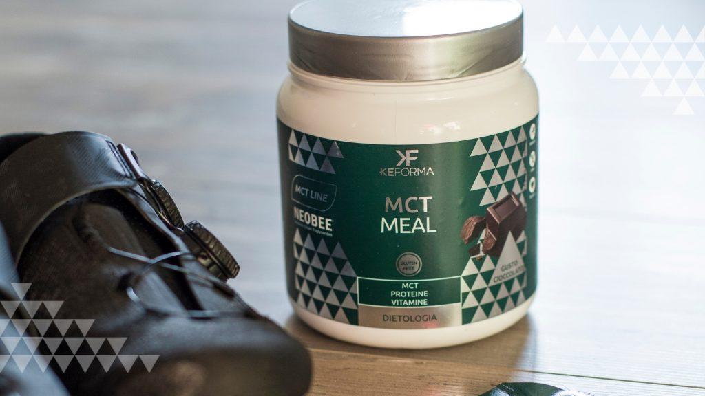 MCT MEAL keforma ciclismo