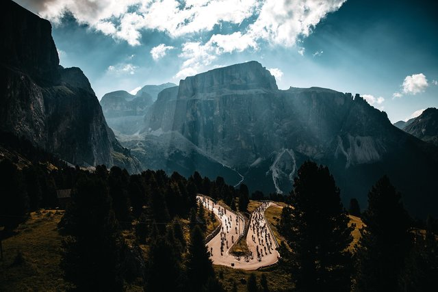 Maratona delle Dolomiti